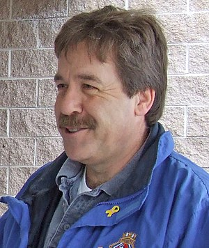 Peter Stoffer - Stoffer in the spring of 2007 at Lockview High School, Fall River, Nova Scotia, Canada