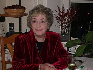 Petra Davies - Petra Davies pictured in 2000