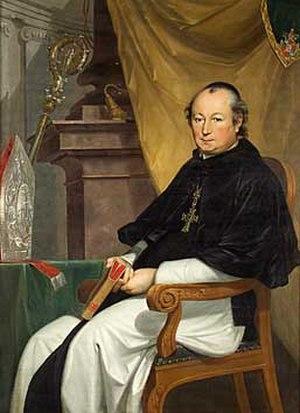 Petrus von Hatzfeld - Petrus von Hatzfeld by Johann Christoph Rincklake.