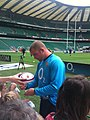 Phil Vickery 2009 08 12 3 Whitton twickenham england training.jpg