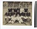 Philadelphia Baseball Club, 1887, Capt. Irwin, Maul, McGuire, Wood, Fogarty, Ferguson, Buffinton, Farrar, Gunning, H. Wright, Clements, Bastian, Mulvey (NYPL b13537024-56284).tiff