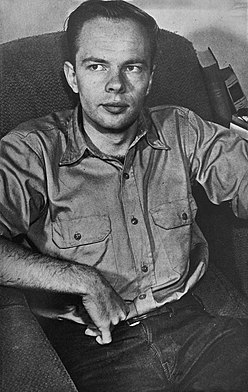 Philip K Dick in early 1960s (photo by Arthur Knight).jpg
