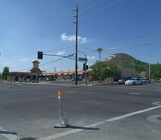 Sunnyslope, Phoenix Populated place