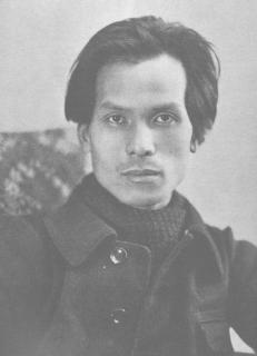 Yuzo Saeki Japanese painter