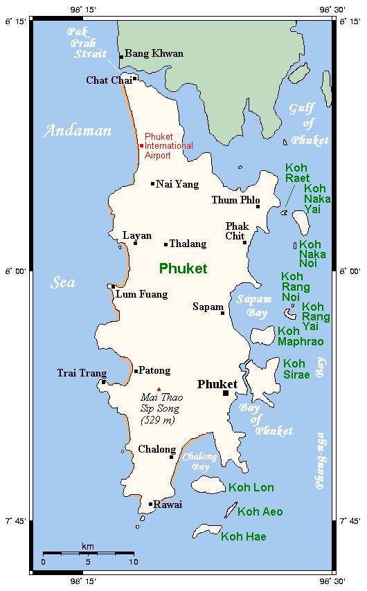 PhuketMap