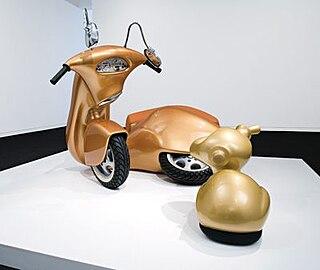 Patricia Piccinini Australian sculptor