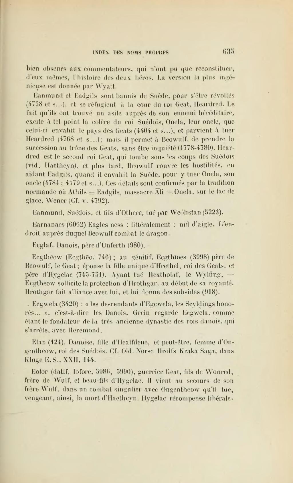 Pagepierquin Le Poème Anglo Saxon De Beowulfdjvu653