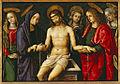 Pietà, by Antonio da Viterbo (Antonio del Massaro), tempera on panel, c. 1505, High Museum of Art.jpg