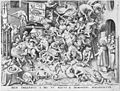 Pieter Bruegel (1565) Fall of the Magician.jpg