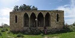 Mansión histórica de Bayt Jibrin