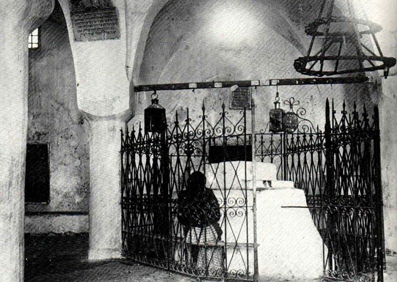 קבר רבי אליעזר במירון