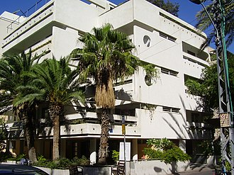 White City (Tel Aviv) - Rabinsky House in the center of Tel Aviv