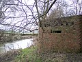 Pillbox near the River Eden - geograph.org.uk - 1700245.jpg