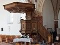 Pilsum church pulpit total.jpg