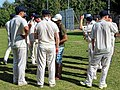 Pimlico Strollers CC v I Don't Like CC at Crouch End, London, England 4.jpg