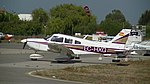 Piper PA-28 EC-HXQ at Portimão Airport 17-8-2014.jpg