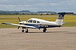 Piper PA28RT-201T Turbo Arrow IV 'G-GPMW' (44499260085).jpg
