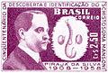 Pirajá da Silva 1959 Brazil stamp.jpg