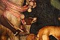 Pisanello, visione di sant'eustachio, 1438-42 ca. 08 cane.jpg