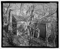 Pisgah National Forest Inn, Chinquapin Cabin, Blue Ridge Parkway Milepost 408.6, Asheville, Buncombe County, NC HABS NC-356-E-5.tif