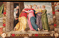 Pittore tosco-emiliano, misteri del rosario, 1550-1600 circa 03 visitazione.JPG