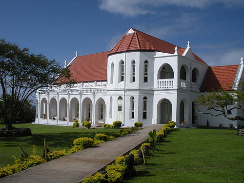 Piula Theological College, Upolu island, Samoa, 2009.jpg