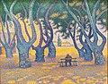 Place des Lices Paul Signac.jpg