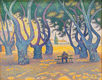 Carnegie Museum of Art - Image: Place des Lices Paul Signac