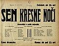 Plakat za predstavo Sen kresne noči v Narodnem gledališču v Mariboru 23. oktobra 1930.jpg