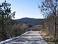 Planina Ćićarija, Istra, Hrvatska - cesta Mune-Vodice (005).jpg