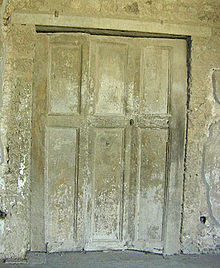 Roman Folding Doors At Pompeii 1st Century Ad