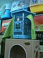 Plastic Bird Cage in Pet Shop 20150429.jpg