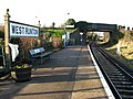 Platform at West Runton railway station - geograph.org.uk - 1084694.jpg