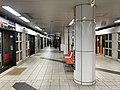 Platform of Nijo Station (Kyoto Municipal Subway).jpg