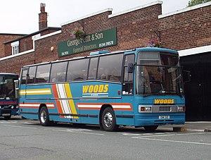 Plaxton Paramount - Image: Plaxton Paramount II 3500 coach