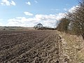 Ploughed field, near Draycot Foliat - geograph.org.uk - 133602.jpg