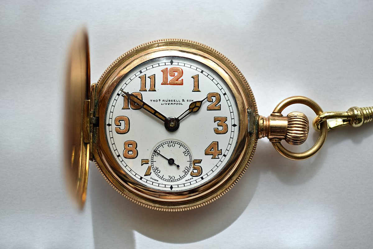 Pocket Watch Wikipedia