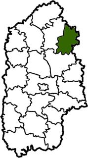 Polonne Raion Former subdivision of Khmelnytskyi Oblast, Ukraine