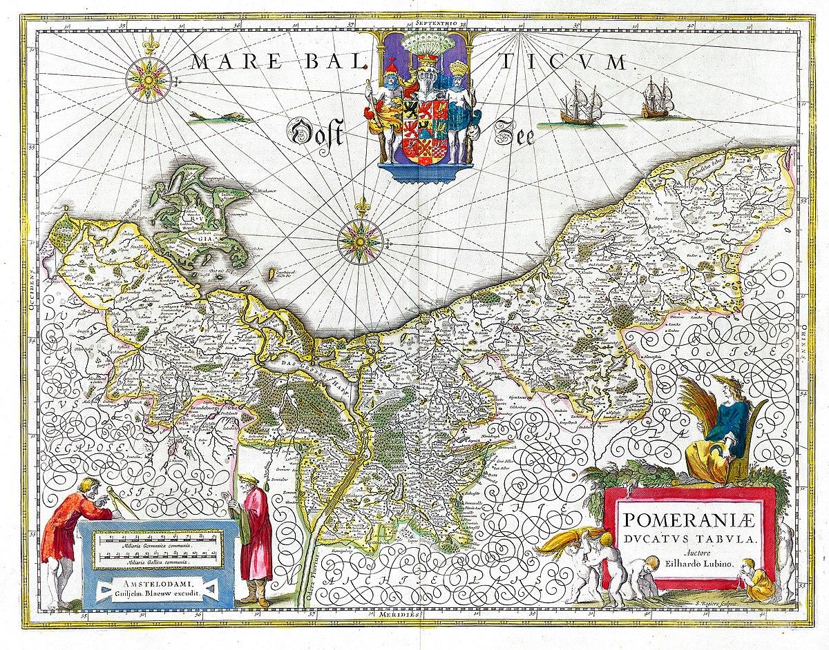 Duchy of Pomerania - W...