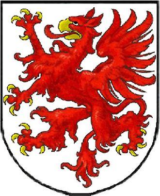 Coat of arms of Mecklenburg-Vorpommern - Image: Pommernwappen