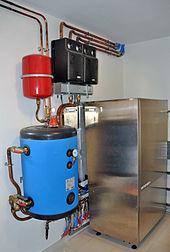 Amzair industrie wikip dia - Pompe a chaleur monobloc interieur ...