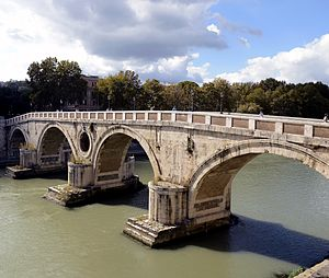Ponte Sisto - Ponte Sisto
