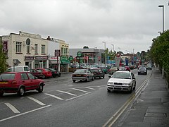 Poole Road, Branksome - geograph.org.uk - 236488.jpg