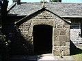 Porch, St Leonards Church, Old Langho - geograph.org.uk - 434602.jpg