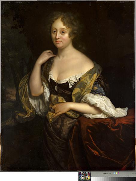 Datei:Porträt von Isabella Agneta Deutz, Mauritshuis Den Haag.tif