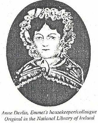 Anne Devlin - Portrait of Anne Devlin