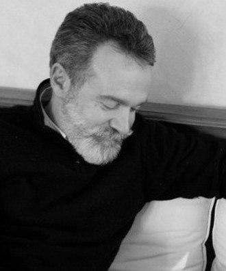 Michel Orcel - Portrait of Michel Orcel