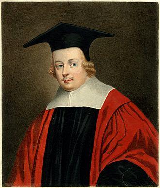 Henry Hammond - Portrait of Henry Hammond, D.D., by Sylvester Harding