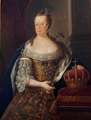Mariana Victoria of Spain - Queen Mariana Victoria by Miguel Antonio do Amaral