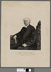Revd. Henry Rees